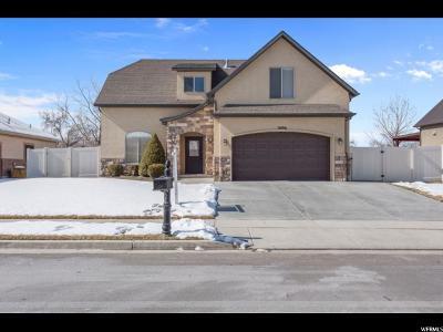 Sandy Single Family Home For Sale: 9096 S Jordan Oaks Dr W