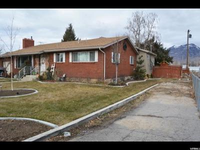 Orem Single Family Home For Sale: 356 W 1600 N