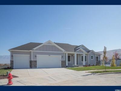 Herriman Single Family Home For Sale: 7403 W Narrow Leaf Cir S #43
