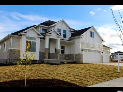 South Jordan Single Family Home For Sale: 2867 W Teamsters Dr S #252