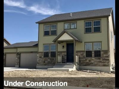 West Jordan Single Family Home For Sale: 8027 S Bettingson Dr