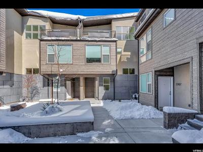 Midvale Townhouse For Sale: 7705 Navarro View Ct
