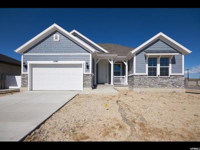 Lehi Single Family Home For Sale: 2591 N 3550 W