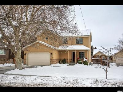 Midvale Single Family Home For Sale: 7622 S 1000 E