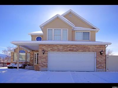South Jordan Single Family Home For Sale: 9643 S 1670 W