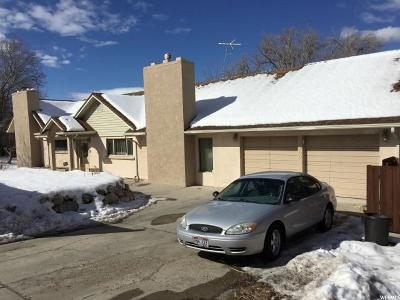 Tooele Single Family Home For Sale: 560 S 100 W