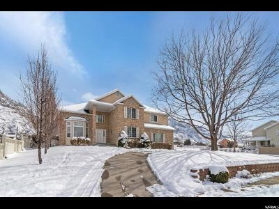 Provo Single Family Home For Sale: 2332 N 750 E