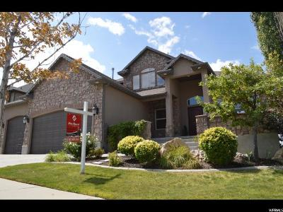 Herriman Single Family Home For Sale: 14826 S Ashland Rdg