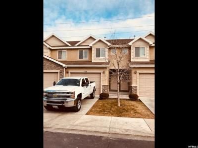 American Fork Townhouse For Sale: 635 E 60 S