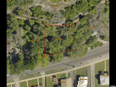 Logan Residential Lots & Land For Sale: 745 E Canyon Rd N