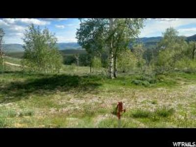 Carbon County Residential Lots & Land For Sale: 77 N Aspen Cv