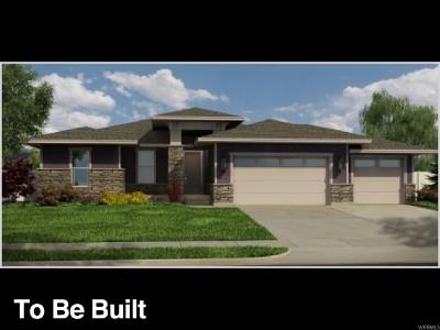 Grantsville Single Family Home For Sale: 707 E Sunset View Rd S #817