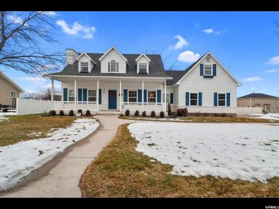 Nibley Single Family Home For Sale: 3803 S 250 W
