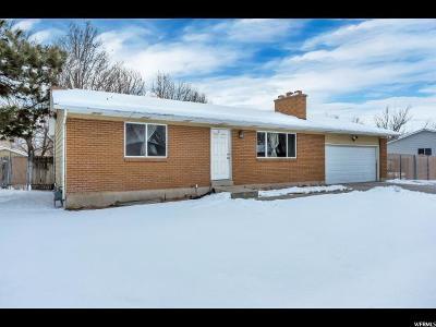 Riverton Single Family Home For Sale: 13477 S Homestead Ln