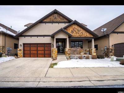 Draper Single Family Home For Sale: 14582 S Chaumont Ct E