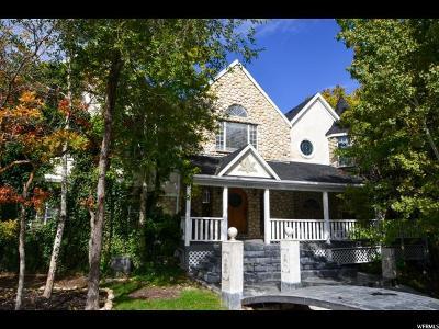 Sandy Single Family Home For Sale: 2207 E Valde Neige Cir S