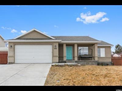Saratoga Springs Single Family Home For Sale: 4153 S Catalina Way