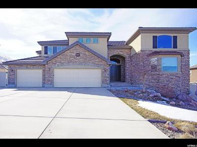 Herriman Single Family Home For Sale: 14346 S Ft Duchesne Cv W