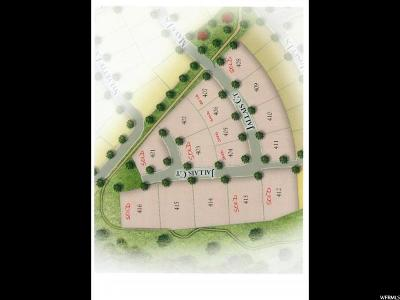 Cottonwood Heights Residential Lots & Land For Sale: 3366 E Jallais Ct S