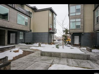 Midvale Townhouse For Sale: 7707 S Navarro View Ct W