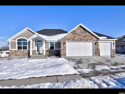 West Valley City Single Family Home For Sale: 4493 S 5320 W
