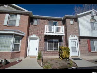 Provo UT Townhouse For Sale: $183,500