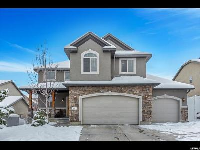 Herriman Single Family Home For Sale: 5943 W Potterstone Cir