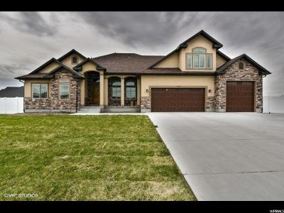Grantsville Single Family Home For Sale: 358 S Wrangler Crt