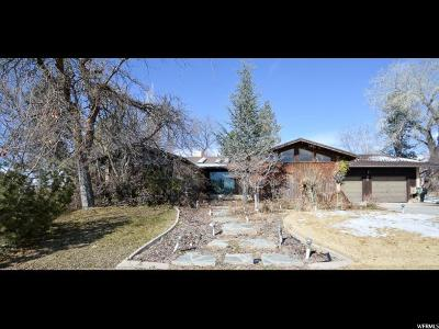 Kaysville Single Family Home For Sale: 663 E Oak Ln
