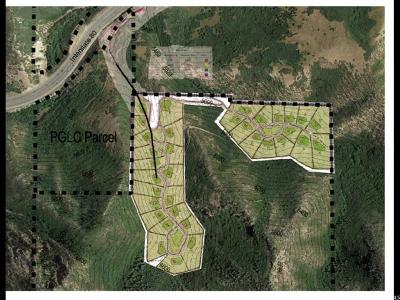 Salt Lake City Residential Lots & Land For Sale: 5500 E I Eighty Fwy