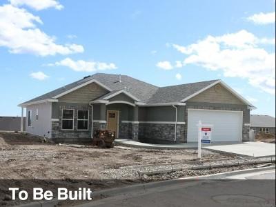 Tremonton Single Family Home For Sale: 2717 W Legend Dr