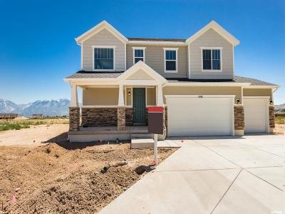 Herriman Single Family Home For Sale: 5481 W Turret Arch Ln S #520
