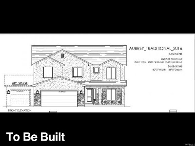 Santaquin Single Family Home For Sale: 916 Red Barn View Dr S #AUBRY