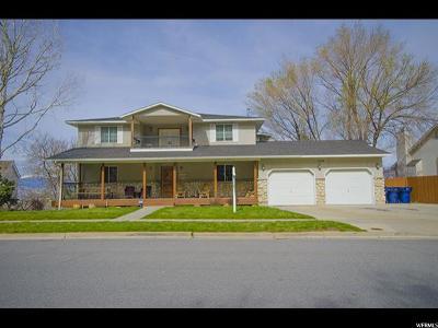 Sandy Single Family Home For Sale: 11686 S Cassowary Dr