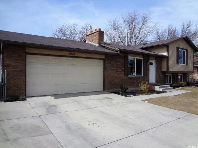 West Jordan Single Family Home For Sale: 8948 S 3820 W