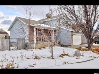 West Jordan Single Family Home For Sale: 8279 S 4800 W