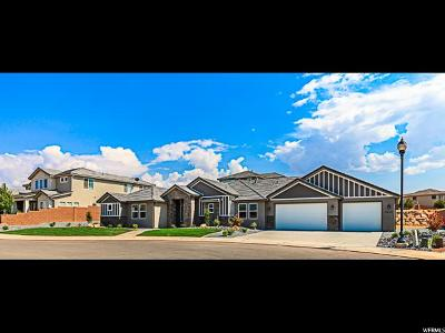 St. George Single Family Home For Sale: 3032 E 2805 Cir #12