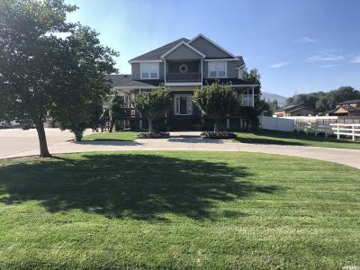 Draper Single Family Home For Sale: 364 E Stokes Ave