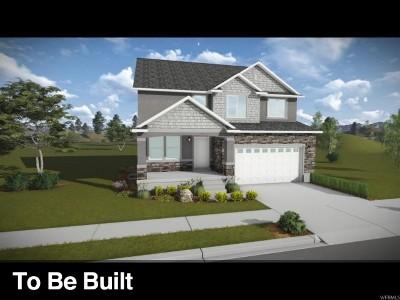 Herriman Single Family Home For Sale: 6621 W Indigo Dr #417