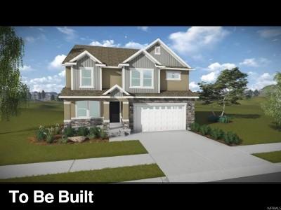 Herriman Single Family Home For Sale: 6593 W Indigo Dr #419