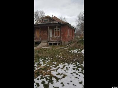 Salt Lake City Single Family Home For Sale: 1459 S 1000 W