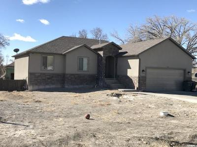Helper Single Family Home For Sale: 1789 W 2250 N