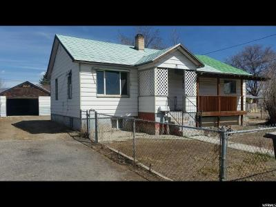 Price UT Single Family Home For Sale: $70,000