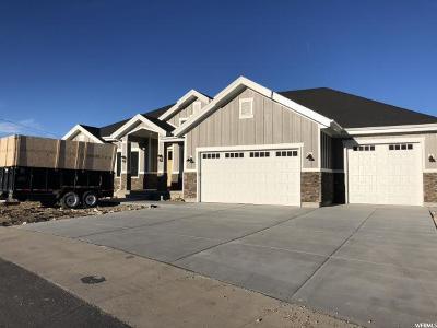 Herriman Single Family Home For Sale: 14063 S Sleepy Oaks Ln #2