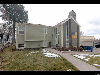 Kaysville Single Family Home For Sale: 966 E 200 S