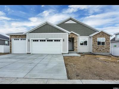 Herriman Single Family Home For Sale: 13693 S Blayde Dr