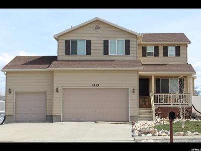 Grantsville Single Family Home For Sale: 1115 S Legrand Dr
