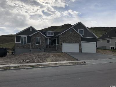 Herriman Single Family Home For Sale: 14613 S Sky Bird Ridge Rd