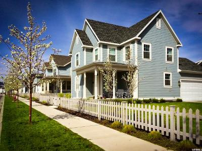South Jordan Single Family Home For Sale: 4922 W Willamette Way S