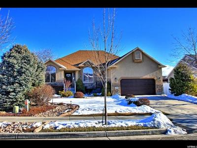 Taylorsville Single Family Home For Sale: 3182 W Ivory Way S